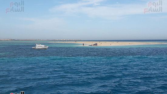 جزيرة يوتوبيا بخليج سوما باى شمال سفاجا