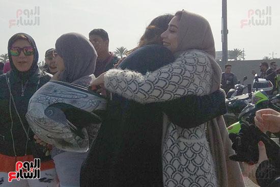 الإسكندرية-تشهد-رالى-الدراجات-النارية-فى-حب-مصر-(2)