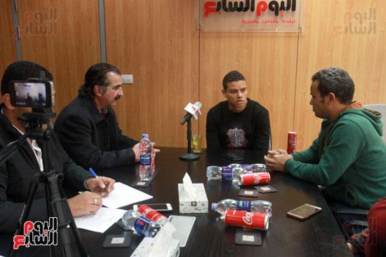سعد سمير فى حوار لليوم السابع (3)