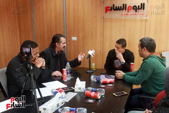 سعد سمير فى حوار لليوم السابع (13)