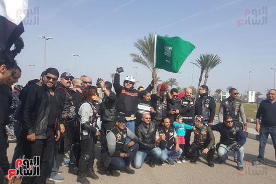 الإسكندرية-تشهد-رالى-الدراجات-النارية-فى-حب-مصر-بمبادرة-سعودية-(1)