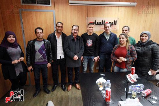 سعد سمير فى حوار لليوم السابع (15)