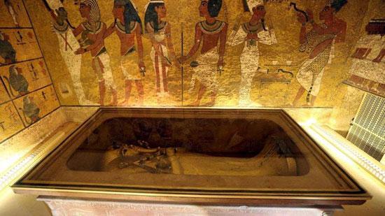 مقبرة توت عنخ آمون تنتظر كشف جديد