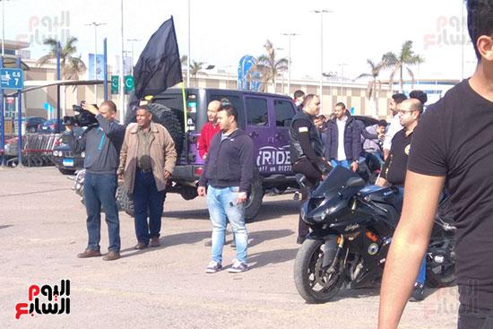 الإسكندرية-تشهد-رالى-الدراجات-النارية-فى-حب-مصر-(1)
