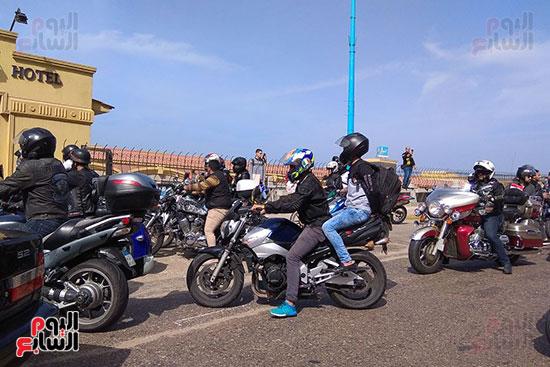 الإسكندرية-تشهد-رالى-الدراجات-النارية-فى-حب-مصر-(11)