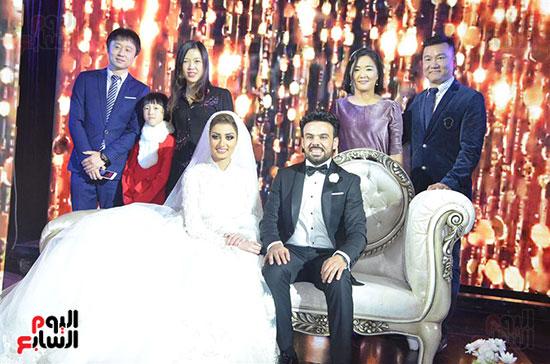 حفل زفاف عبدالله وحياة (3)