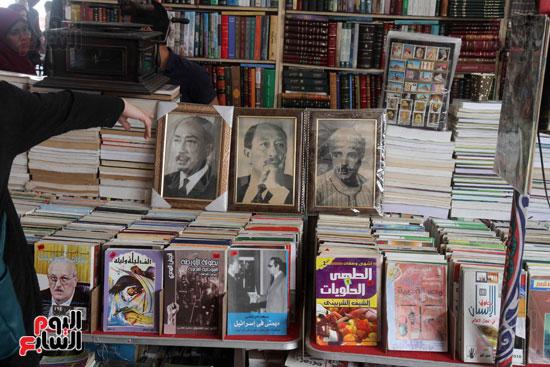 معرض القاهرة الدولى للكتاب (21)