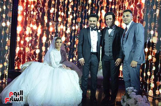 حفل زفاف عبدالله وحياة (1)