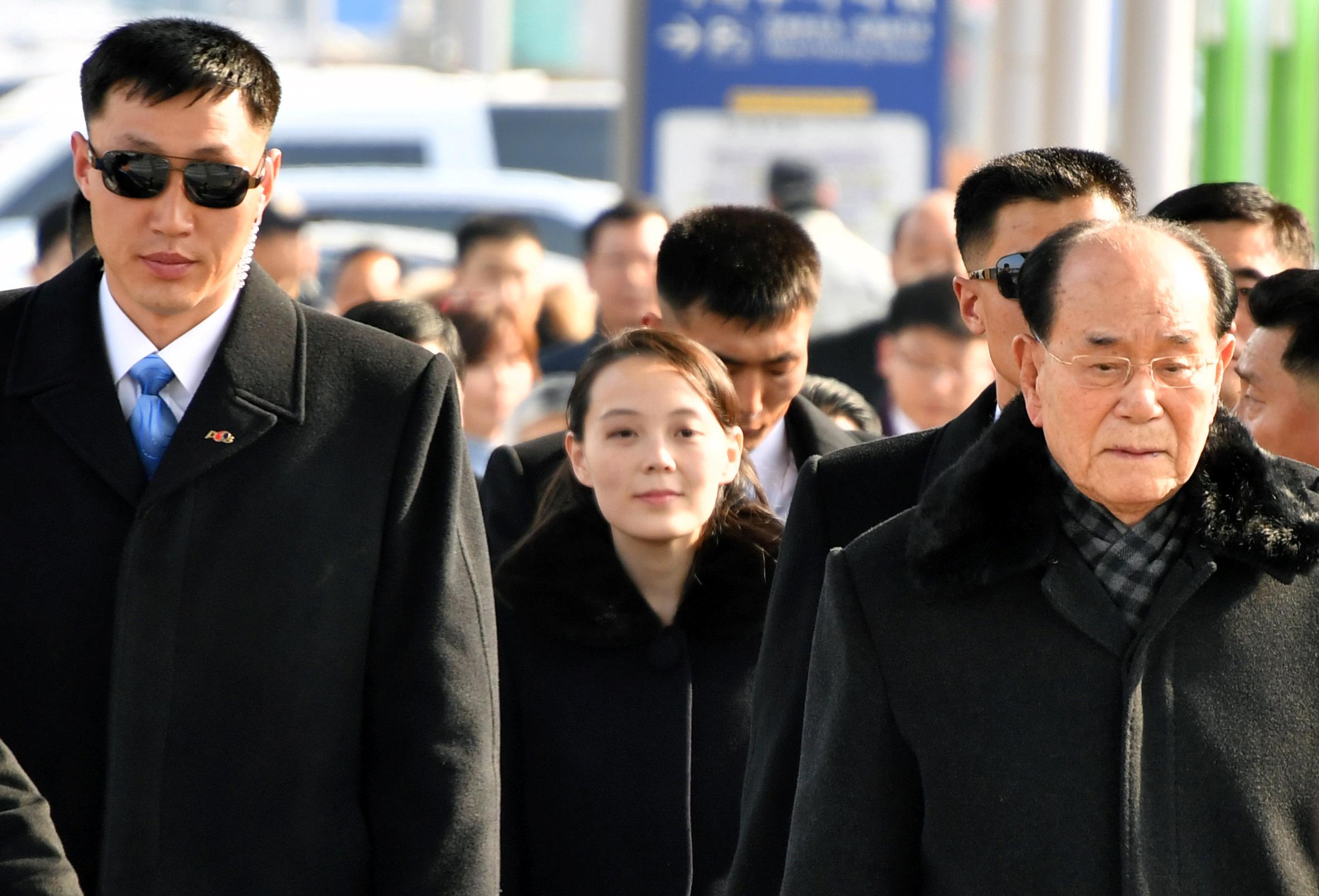 -شقيقة-زعيم-كوريا-الشمالية