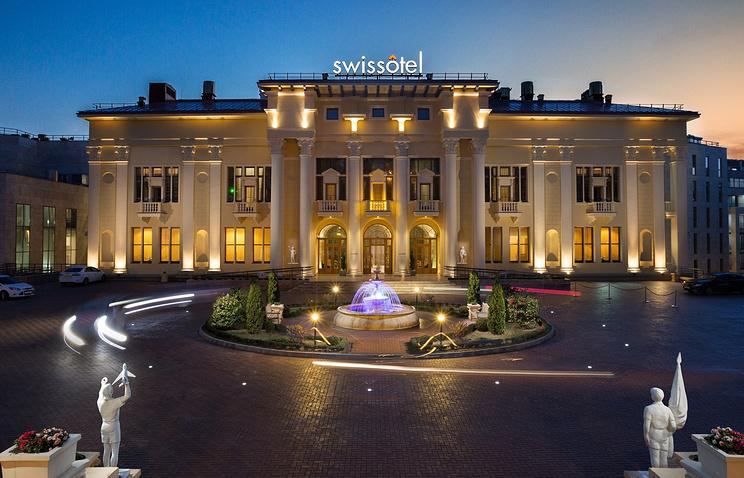 فندق البرازيل فى روسيا