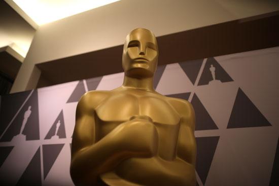السجادة الحمراء فى انتظار حفل توزيع جوائز الأوسكار (1)