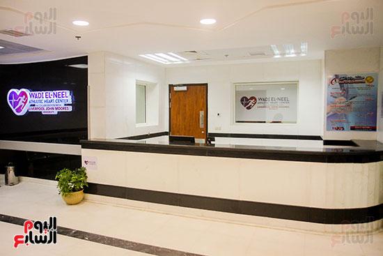 مركز القلب للرياضيين مستشفي وادي النيل  (28)