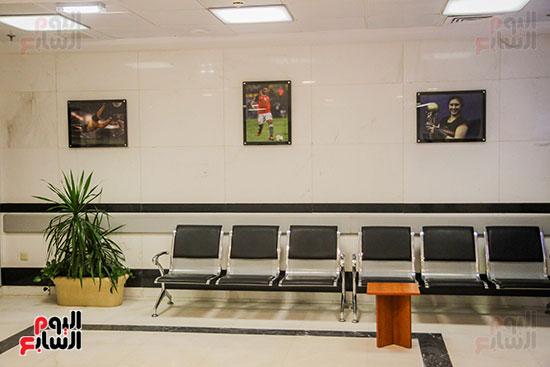 مركز القلب للرياضيين مستشفي وادي النيل  (26)