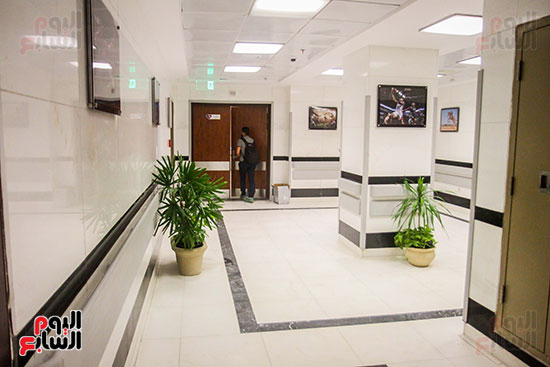 مركز القلب للرياضيين مستشفي وادي النيل  (5)