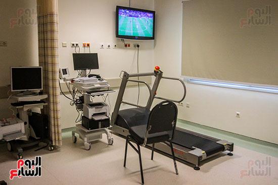 مركز القلب للرياضيين مستشفي وادي النيل  (8)