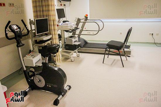 مركز القلب للرياضيين مستشفي وادي النيل  (6)