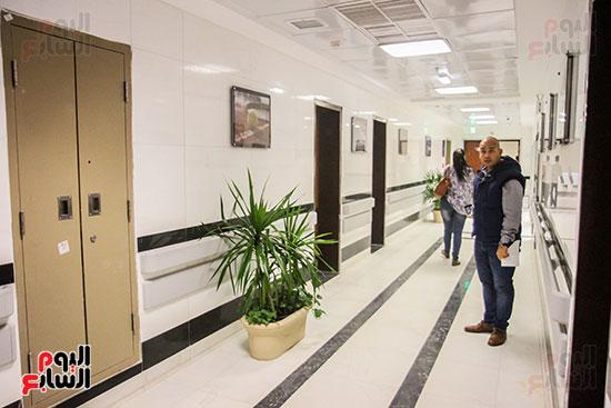 مركز القلب للرياضيين مستشفي وادي النيل  (2)