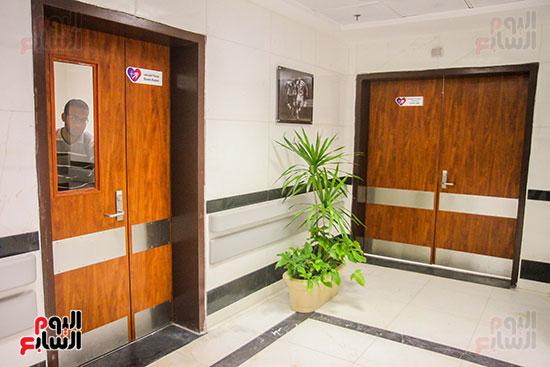مركز القلب للرياضيين مستشفي وادي النيل  (16)
