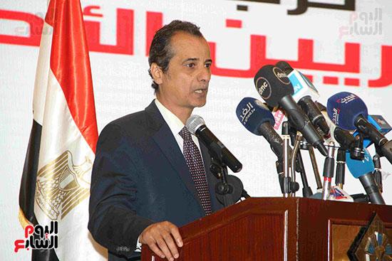 مؤتمر حزب المصريين الاحرار (3)