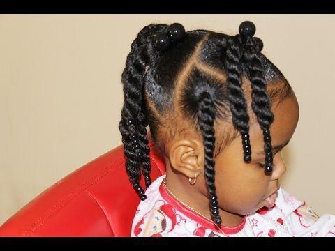 b5e144b7b أخر كلام   محتارة فى شعرها.. 4 تسريحات جددى بها شكل شعر بنتك الكيرلى