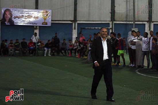 فعاليات دورة كأس الرئيس عبد الفتاح السيسى بمركز شباب منشية ناصر (13)