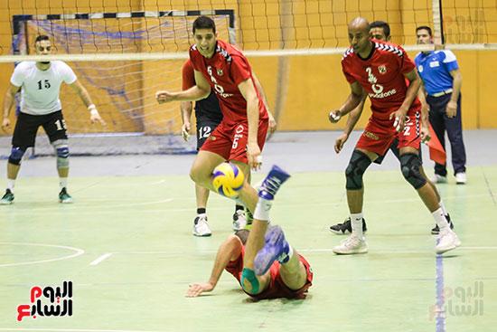 الاهلى وسموحة فى كرة الطائرة (31)