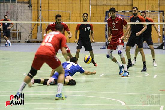 الاهلى وسموحة فى كرة الطائرة (13)