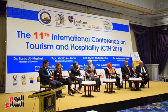 المؤتمر أعد أجندة متكاملة بتوصيات المؤتمر لعرضها على وزارة السياحة