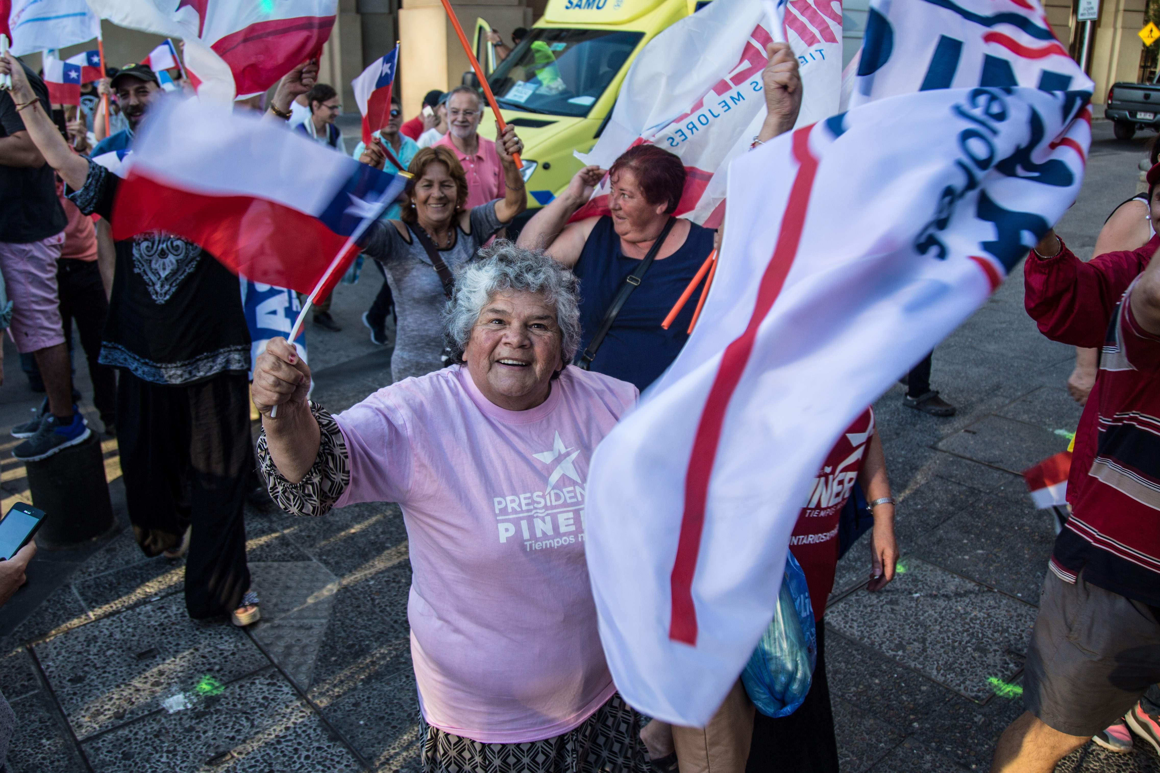 احتفالات التشيليين