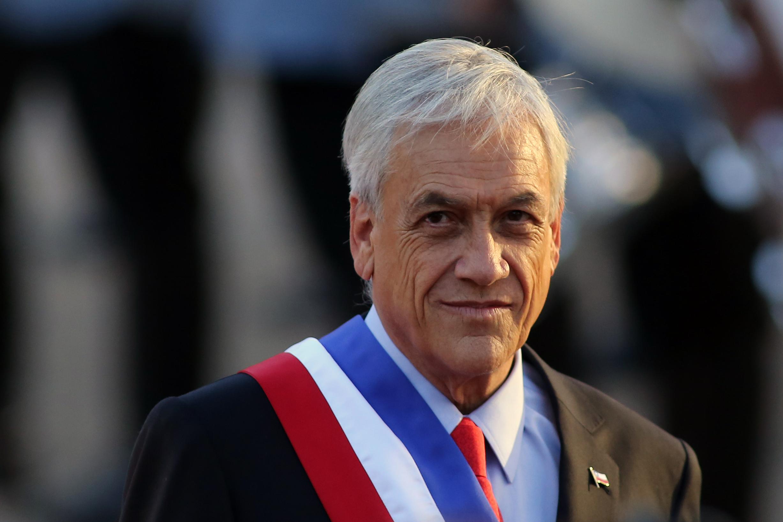 الرئيس الشيلي الجديد سيباستيان بينيرا