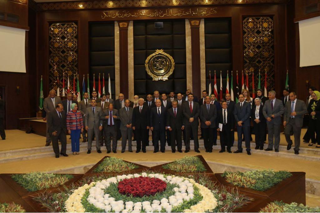 برتوكول تعاون بين مجلس الدولة والأكاديمية العربية (2)