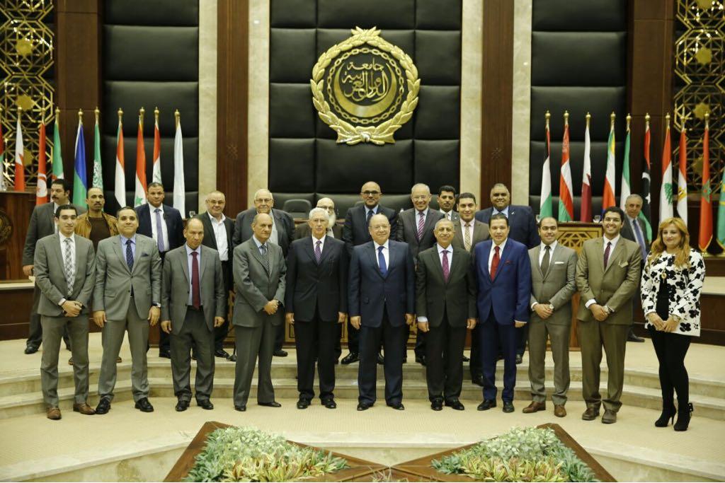 برتوكول تعاون بين مجلس الدولة والأكاديمية العربية (3)