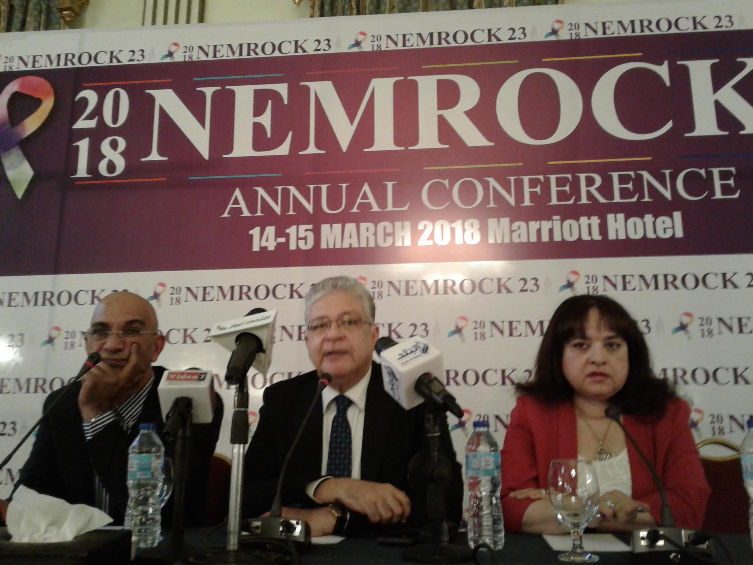 مؤتمر مركز قصر العينى للأورام  (2)