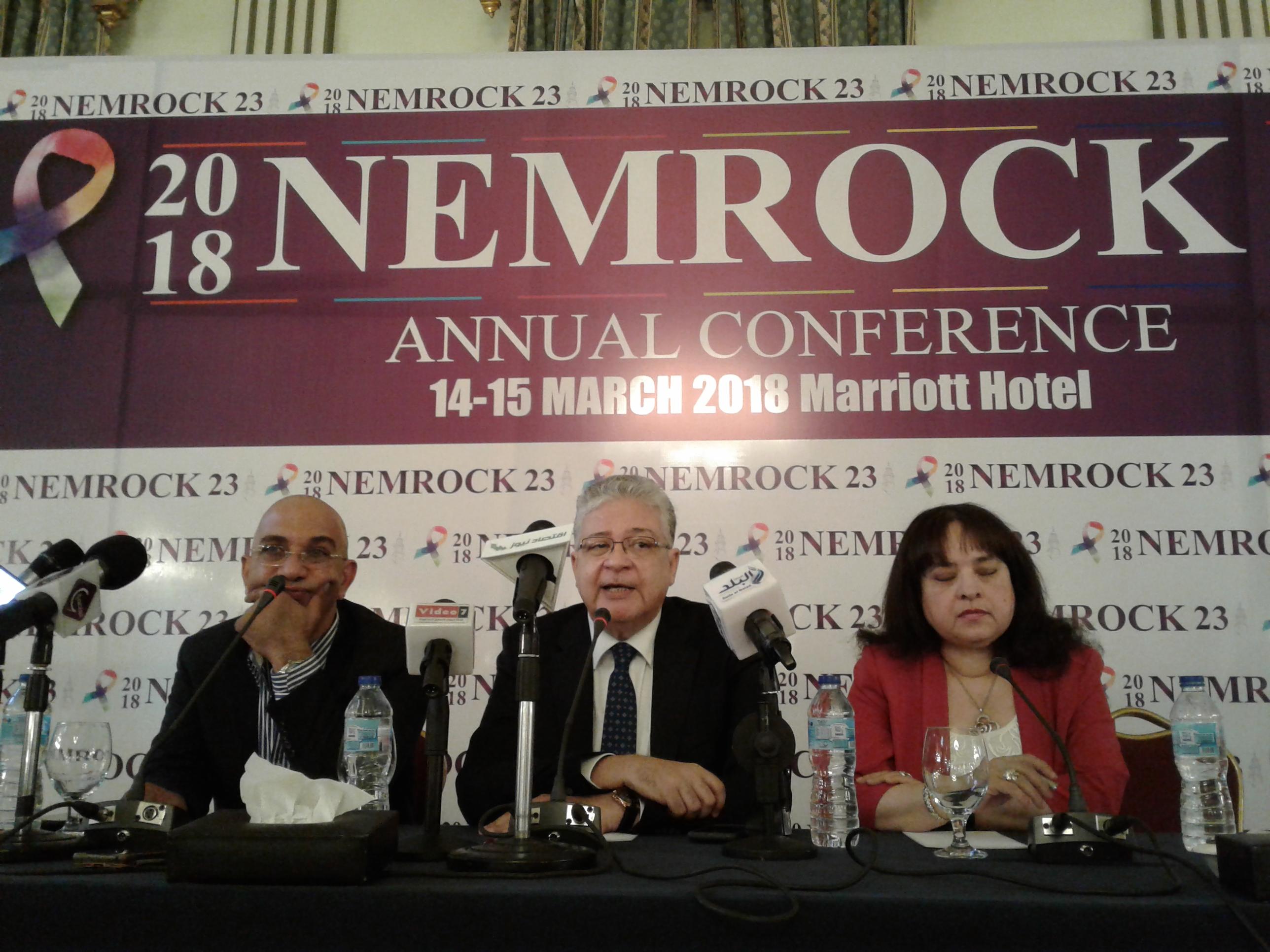 مؤتمر مركز قصر العينى للأورام  (1)