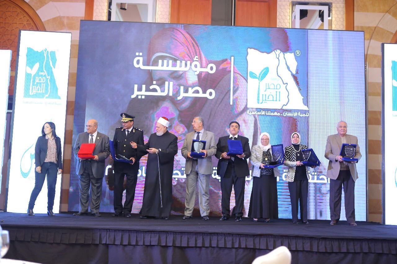 مؤسسة مصر الخير، خلال المؤتمر السنوي لقطاع الغارمين،