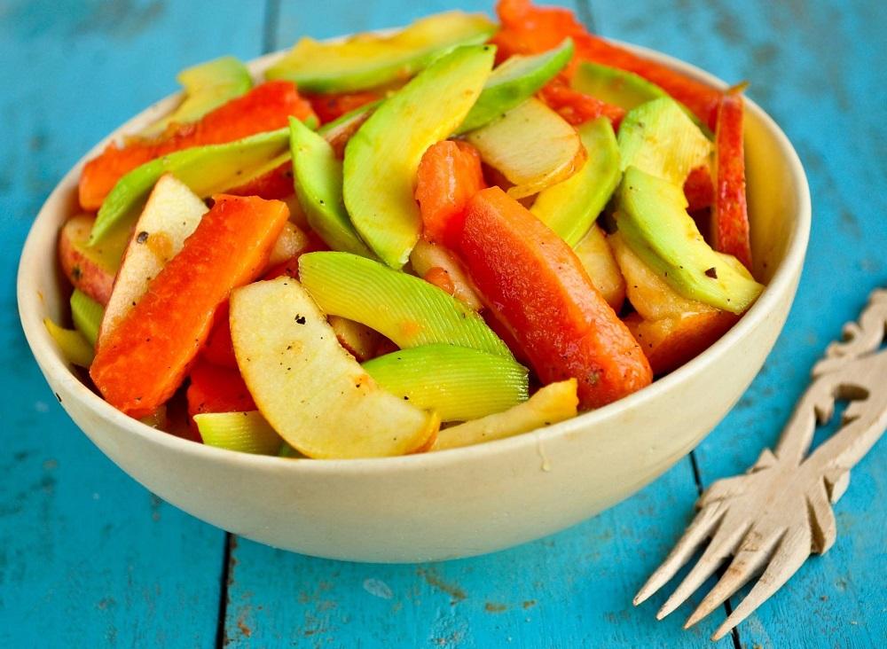الفواكه لعلاج عسر الهضم عند الاطفال