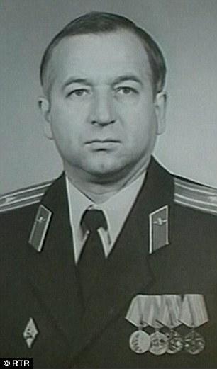 الجاسوس الروسى السابق