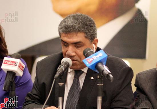 مؤتمر حملة مواطن لدعم الرئيس السيسى (8)