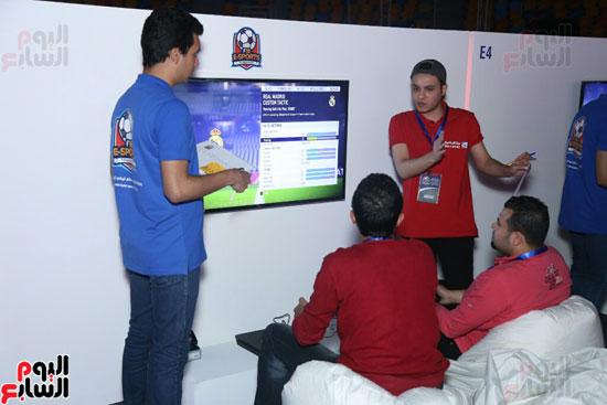 بطولة الألعاب الإلكترونية (9)