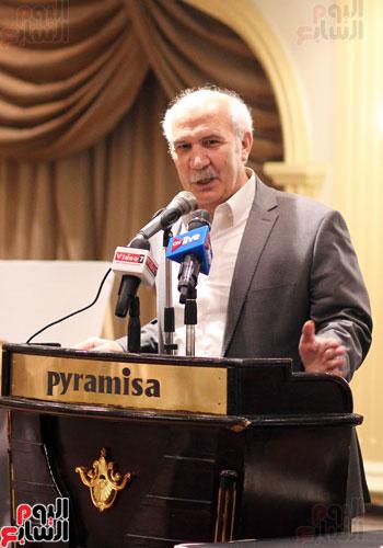 مؤتمر حملة مواطن لدعم الرئيس السيسى (1)