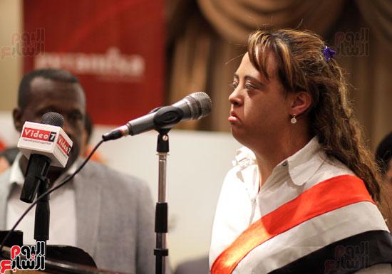 مؤتمر حملة مواطن لدعم الرئيس السيسى (14)