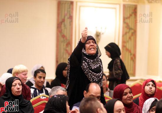 مؤتمر حملة مواطن لدعم الرئيس السيسى (18)