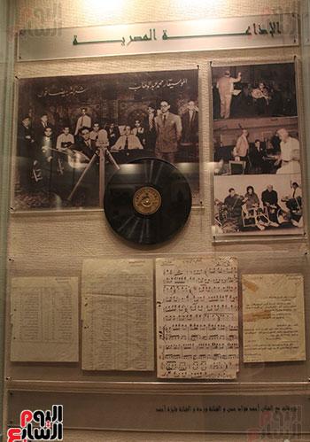 خلال-تسجيله-أحد-مقطوعاته-الموسيقية-بالإذاعة-المصرية-وصور-نادرة-مع-الفنانة-وردة-وفايزة-أحمد