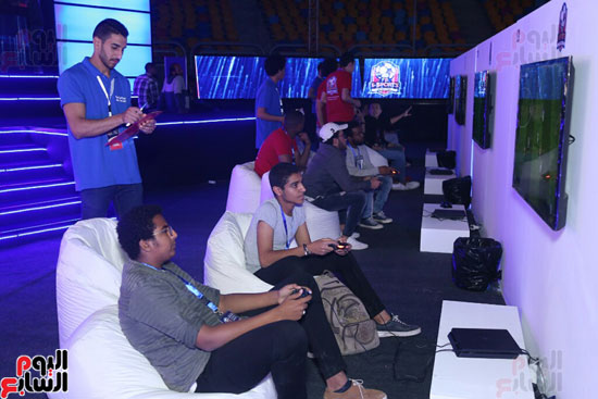 بطولة الألعاب الإلكترونية (12)