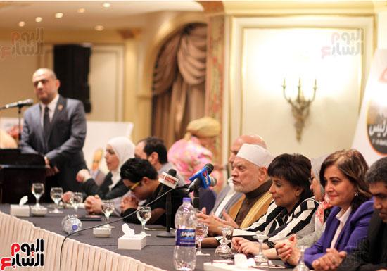 مؤتمر حملة مواطن لدعم الرئيس السيسى (15)