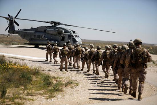 تدريبات-عسكرية