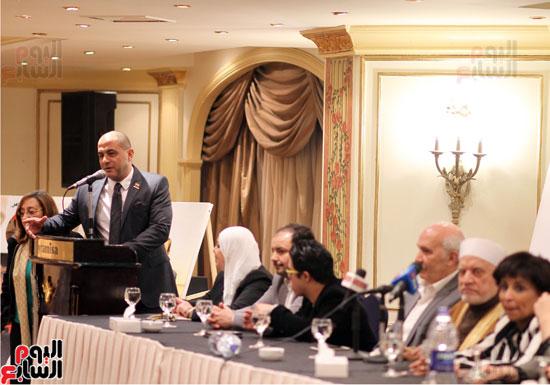 مؤتمر حملة مواطن لدعم الرئيس السيسى (19)