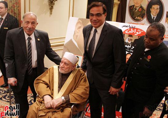 مؤتمر حملة مواطن لدعم الرئيس السيسى (7)