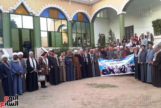 أبناء الصعيد يواصلون مؤتمراتهم لدعم الرئيس السيسى فى الانتخابات الرئاسية