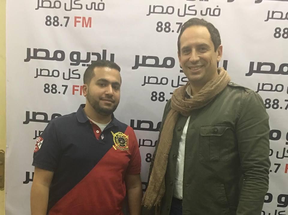 أحمد سالم ومحمود جلال